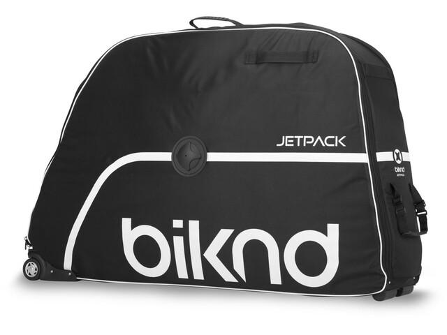 Biknd Jetpack - Bolsa de transporte - negro